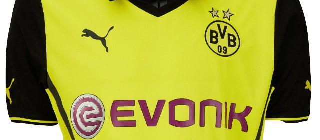 BVB-Champions League-Trikot für die Saison 2013_2014 - Vorderseite